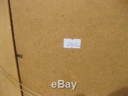 37901 Old Antique Vintage Tin N0t Enamel Sign Grant's Cherry Whisky Bottle Label