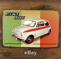 50 100PCS Kinds of Vintage Motor Car Metal Tin Sign Garage Home Bar Cafe Decor