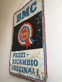 BMC Vintage tin sign, mini, morris, Austin