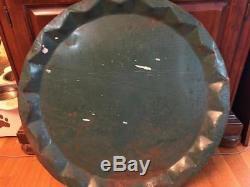 Rare 30 Vintage BIRELY'S Orangeade TIN BOTTLE CAP / CROWN ORANGE SODA SIGN