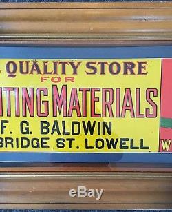 vintage lead paint advertisements