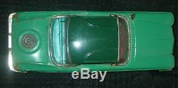 Tin toy Bandai Imperial friction automobile vintage Japan Sign of B Quality toy