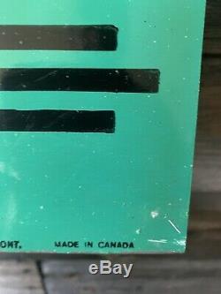 Vintage 7Up Advertising Tin Sign