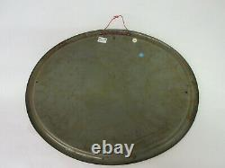 Vintage Advertising Dutch Masters Tobacco Cigar Tin Oval Sign Store Display 563