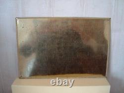 Vintage Advertising Tin Sign BROOKE BOND TEA IS GOOD TEA Barlow & Sons London