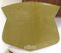 Vintage Lennox Heating System Embossed Tin Metal Sign Scioto Kenton Oh 27 X 24