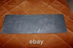 Vintage TIN Embossed Mounds Candy Bar SIGN