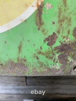Vintage Teem Soda Advertising Tin Embossed Sign